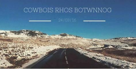 Cowbois 2016